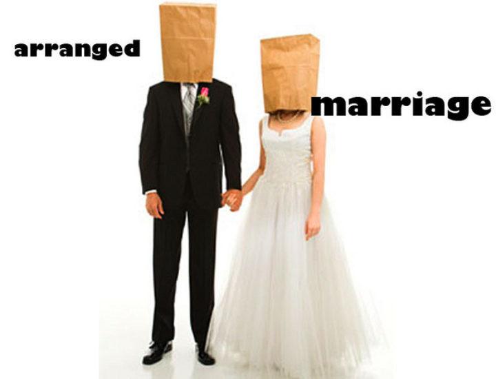 Elles ont fait un mariage arrangé