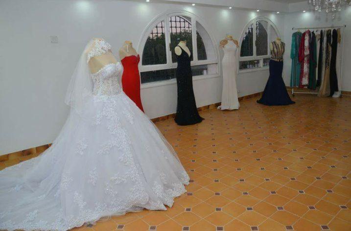 Location de robes de mariées et de soirées à Hammamet