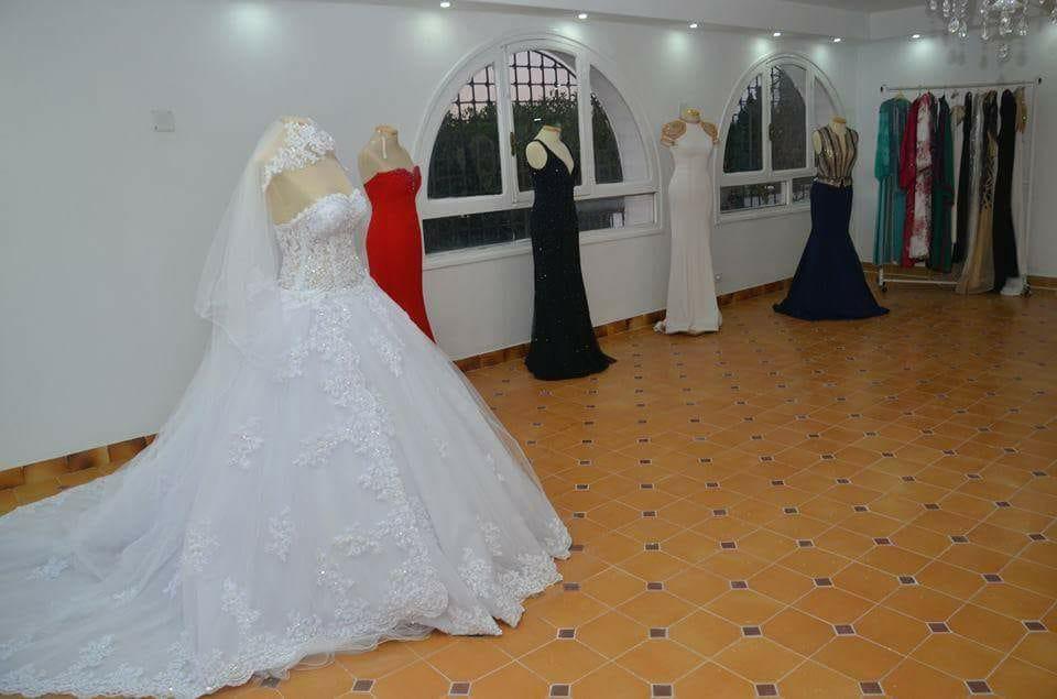 Location robe de soiree hammamet