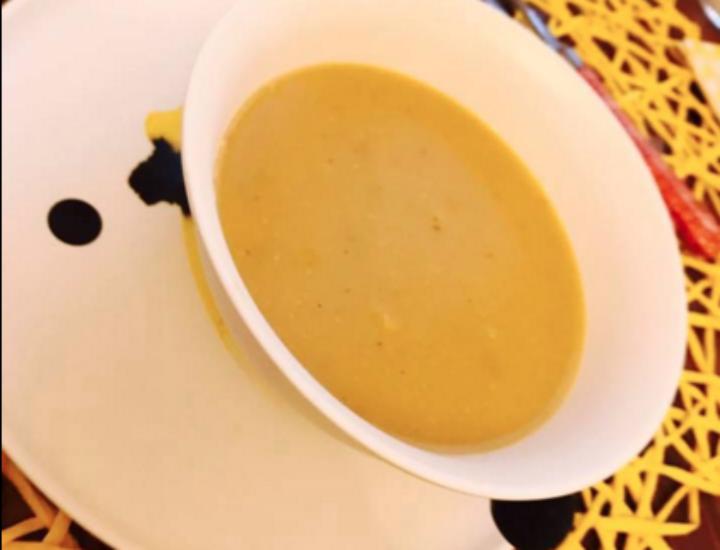 Recette soupe aux lentille syienne