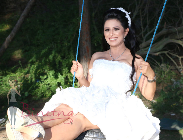 Me suis remariée pour me faire maquiller par Baia