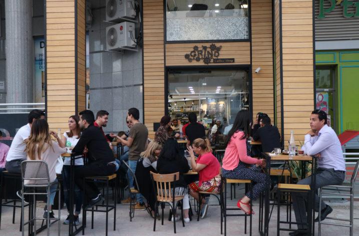 Un nouveau café sympa à Ennasr