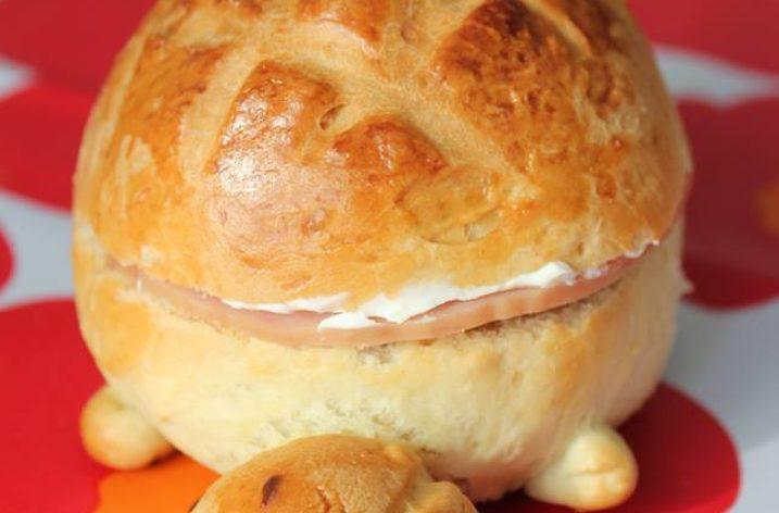 La recette du petit pain moelleux (facile)