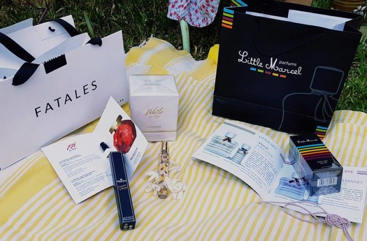 Nouvelles tendances parfums d'été