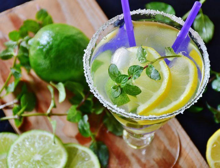 limonade brûle-graisse