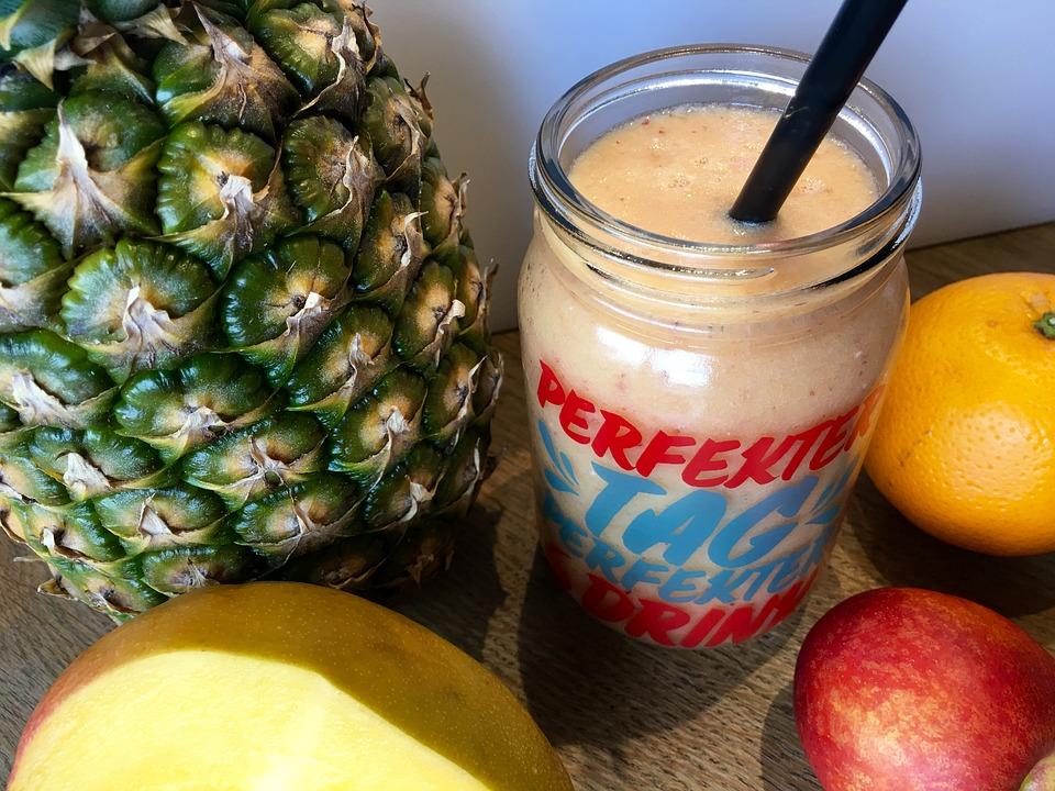 Smoothie brûle graisse à l'ananas | Binetna