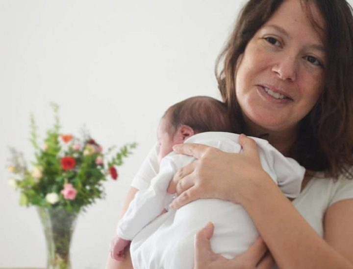 La députée Myriam BOUJBEL maman!