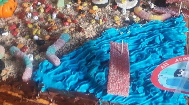 Recette: gâteau pirate