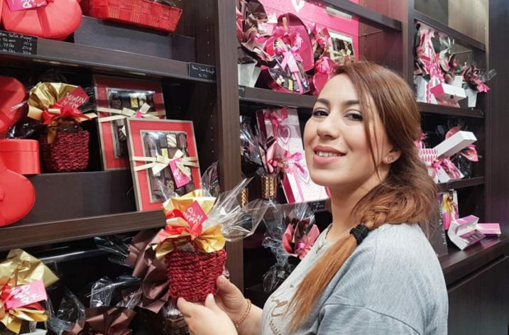 Le cadeau qui plait toujours: le Chocolat Jeff de Bruges